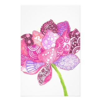 Papeterie Fleur de Lotus