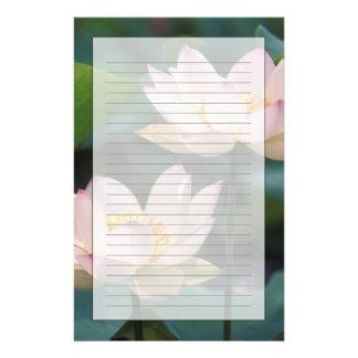 Papeterie Fleur de Lotus dans la fleur, Chine