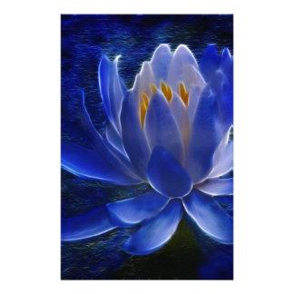 Papeterie Fleur de Lotus et sa signification
