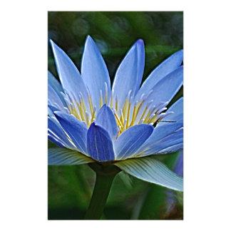 Papeterie Fleur et signification de Lotus