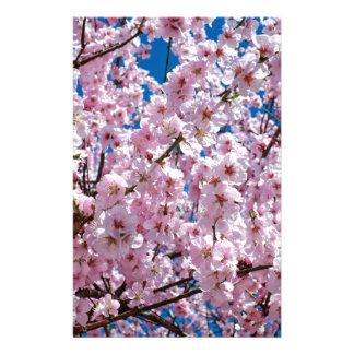 Papeterie fleurs