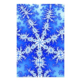 Papeterie Flocon de neige