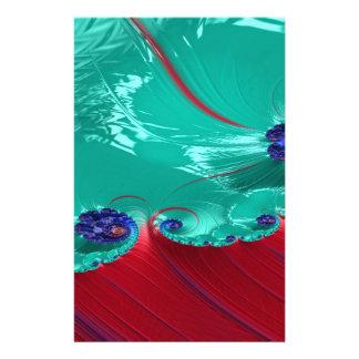Papeterie Fractale granuleuse 9 de Festiveness