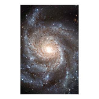 Papeterie Galaxie en spirale