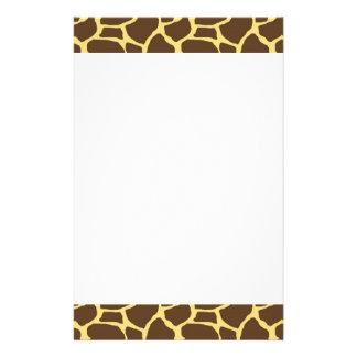 Papeterie Girafe