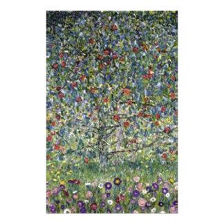 Papeterie Gustav Klimt - peinture de pommier