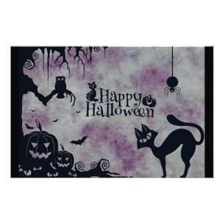 Papeterie Halloween heureux
