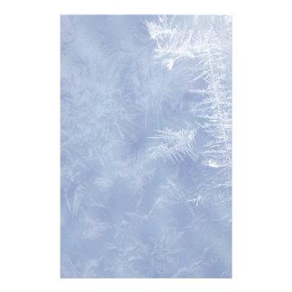 Papeterie Hiver/conception de glace