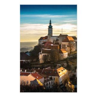 Papeterie Horizon de République Tchèque