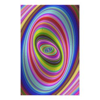 Papeterie Hypnose colorée