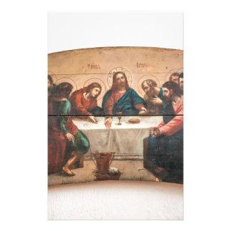 Papeterie Icône orthodoxe sainte Jésus Pâques de Noël