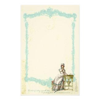 Papeterie III de citation de Jane Austen