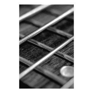 Papeterie Instrument de bruit de roche de musique de guitare