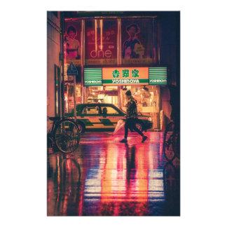 Papeterie Japonais de voyage de point de repère de l'Asie de