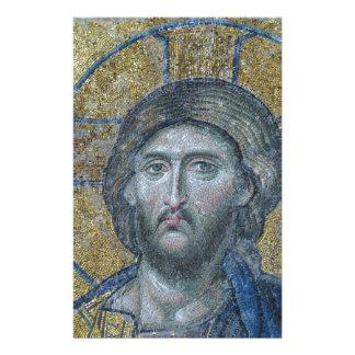 Papeterie Jésus font face