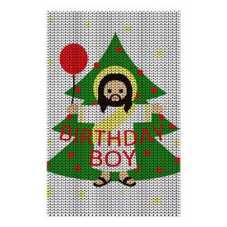 Papeterie Jésus - Noël