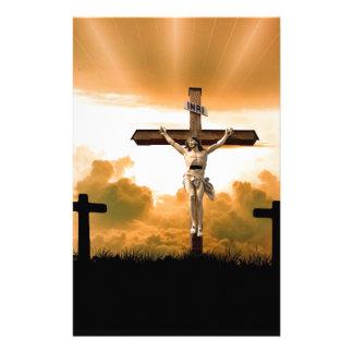 Papeterie Jésus sur le ministère croisé