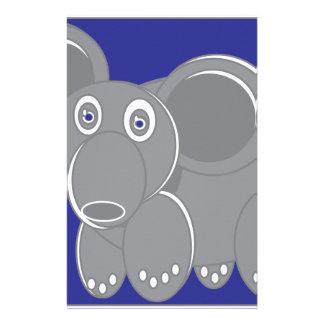 Papeterie La forme a fait l'éléphant