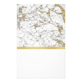Papeterie La Riviera d'or rougissent marbre