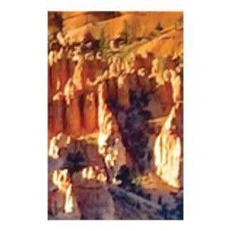Papeterie la roche fend des crevasses
