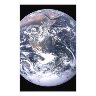 Papeterie La terre de planète - notre monde