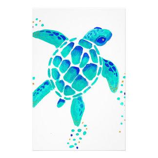 Papeterie La tortue de Neptune