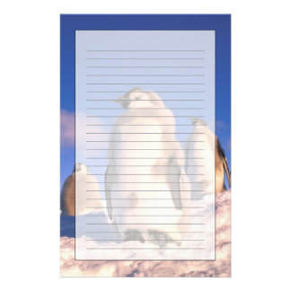 Papeterie L'Antarctique, territoire antarctique australien,
