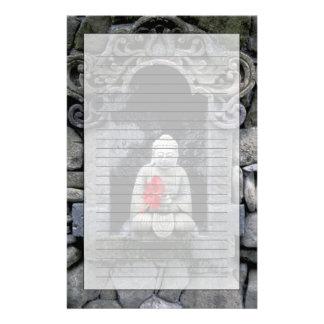 Papeterie L'Asie, Indonésie, Bali. Un tombeau de Bouddha