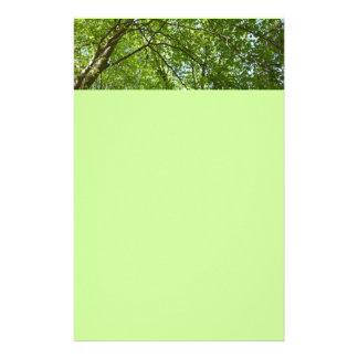 Papeterie L'auvent du ressort part de la scène verte de