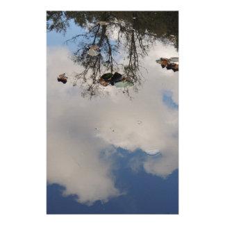 Papeterie Le ciel dans l'eau