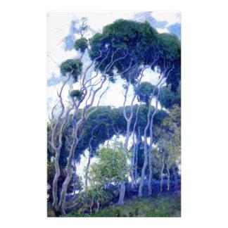 Papeterie Le type s'est levé - eucalyptus de Laguna - chef