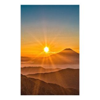 Papeterie Lever de soleil