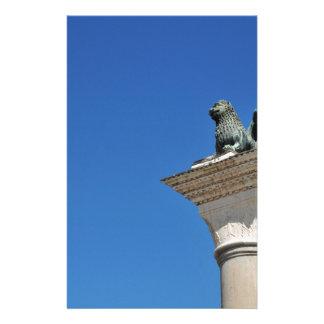 Papeterie Lion vénitien