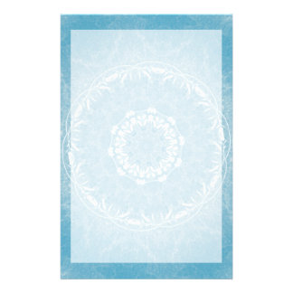Papeterie Mandala de dentelle de fleurs stationnaire
