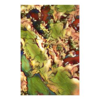 Papeterie Marbre comme des couleurs de fête saisonnières