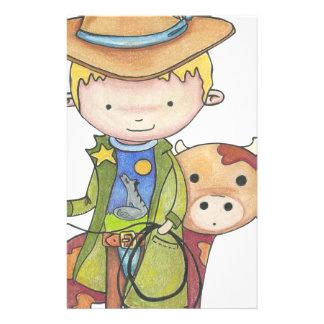 Papeterie Maxou le cowboy