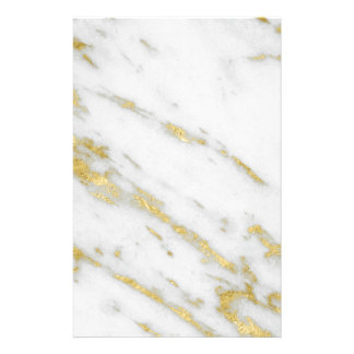 Papeterie Mode rose de marbre d'or