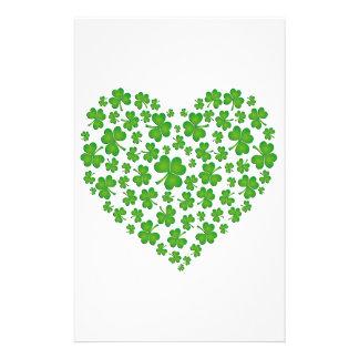 Papeterie Mon coeur irlandais