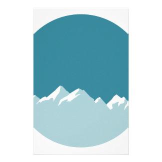 Papeterie montagne