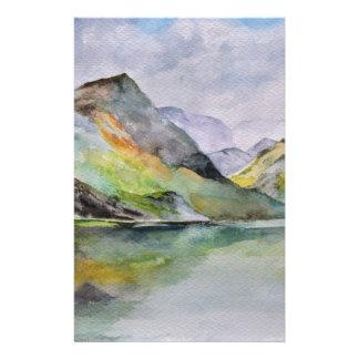 Papeterie Montagnes écossaises
