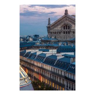 Papeterie Opéra garnier, Paris