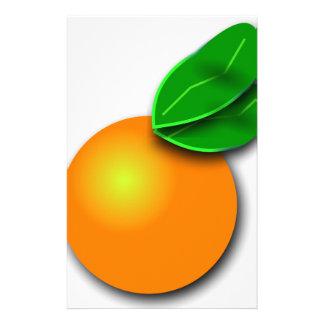 Papeterie Orange de la Floride