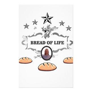 Papeterie Pain de Jésus de logo de la vie