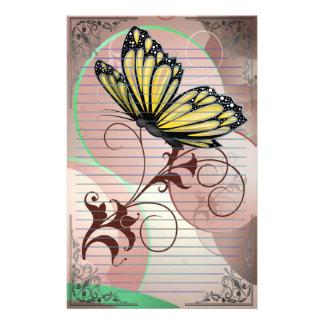 Papeterie Papillons merveilleux