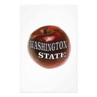 Papeterie Pomme de rouge de l'état de Washington