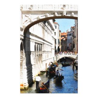 Papeterie Pont à Venise, Italie