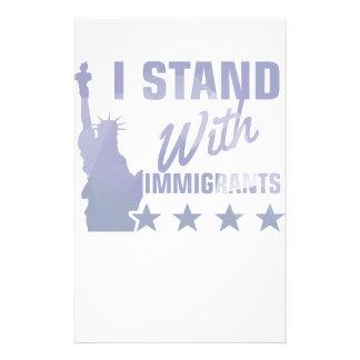 Papeterie Pro statue d'immigration de chemise de liberté