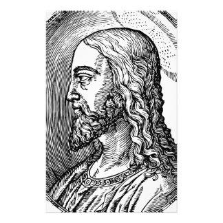 Papeterie Profil de Jésus-Christ