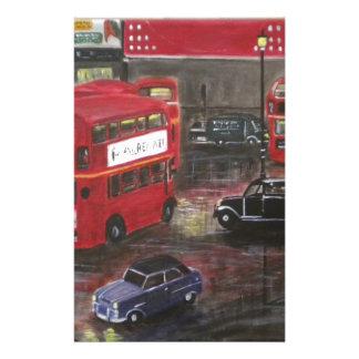 Papeterie Soirée à Londres Piccadilly
