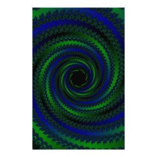 Papeterie spirale